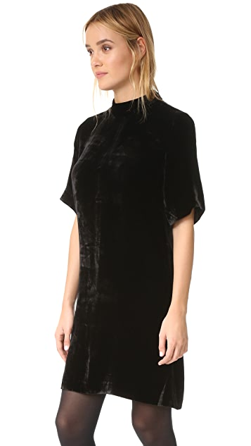Just Female Ware Velvet Dress