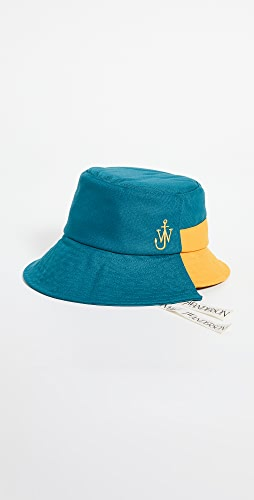 J.W. Anderson - Asymmetric Bucket Hat