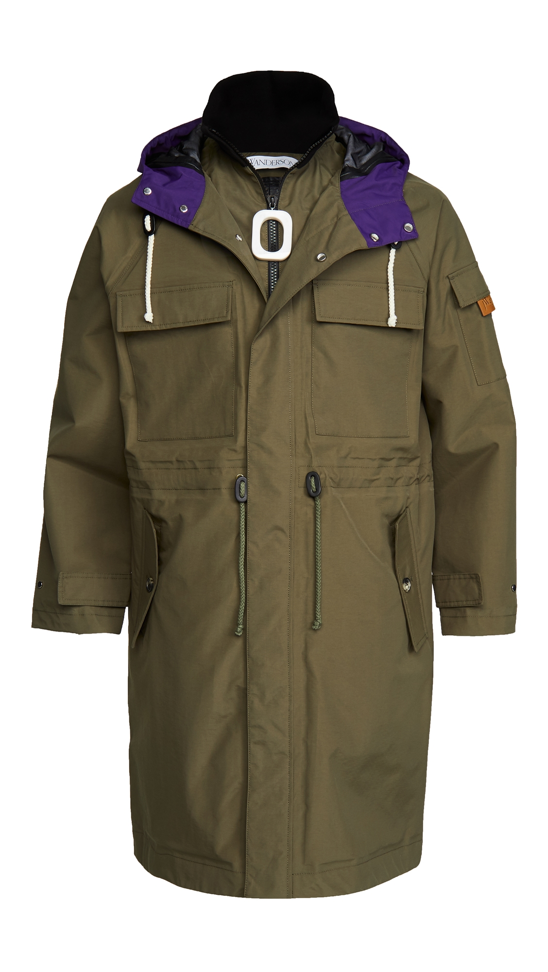 Jw Anderson LONG PARKA