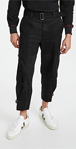 J.W. Anderson - Tapered Cargo Trousers