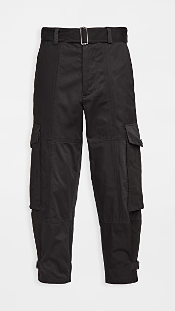 J.W. Anderson Tapered Cargo Trousers