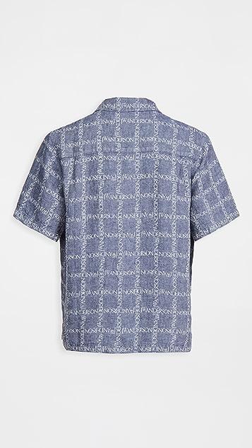 J.W. Anderson Short Sleeve Shirt