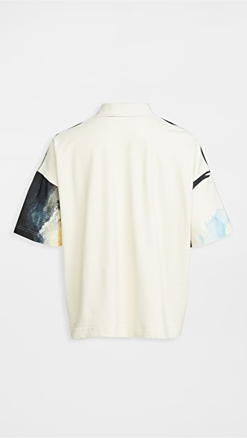 J.W. Anderson Oversized Polo Shirt