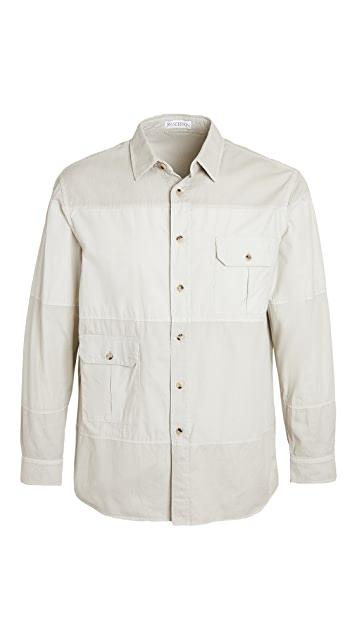 J.W. Anderson Relaxed Multi Pocket Shirt