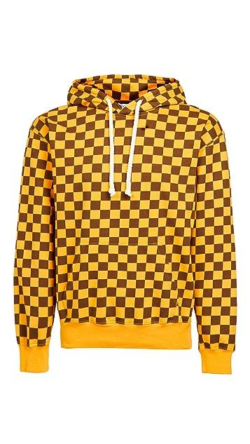 J.W. Anderson Checkerboard Hoodie