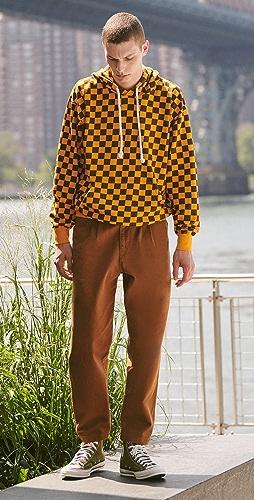 J.W. Anderson - Checkerboard Hoodie