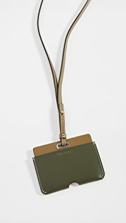 J.W. Anderson Cardholder with Strap