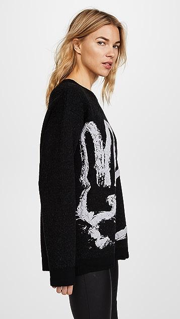 Jason Wu Bunny Sweater
