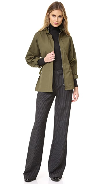 Jason Wu Grey Military Jacket