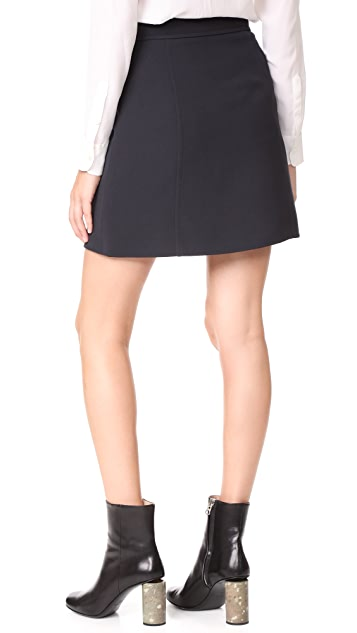 Jason Wu Grey Miniskirt