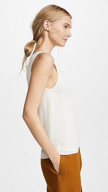 Jason Wu Grey x Diane Kruger Lightweight Empire Knit Tank