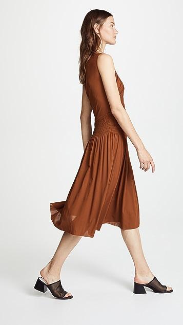 Jason Wu Grey Ruched Dress