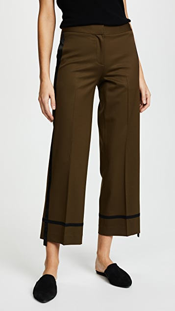 Jason Wu Grey Straight Leg Pants