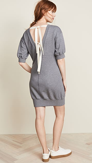 Jason Wu Grey Trench Face Dress