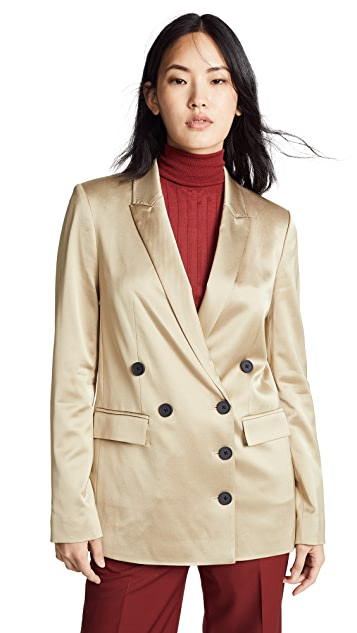 Jason Wu Gold Shine Suiting Jacket