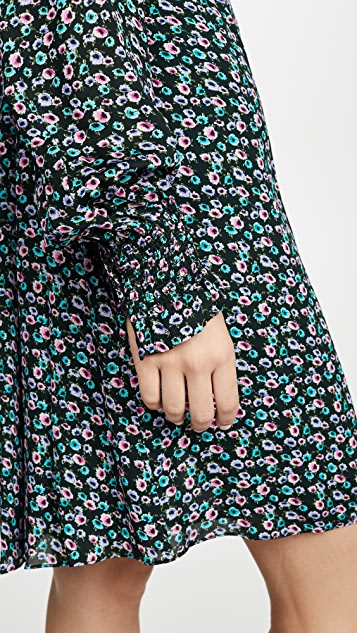 Jason Wu Mini Rose Floral Dress