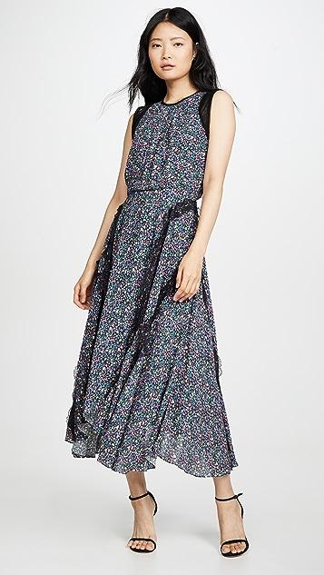Jason Wu Confetti Floral Dress
