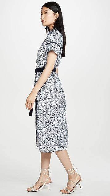 Jason Wu Printed Shirt Dress