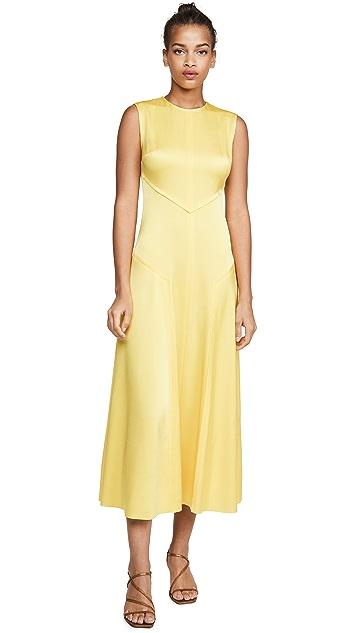 Jason Wu Платье без рукавов с округлым вырезом