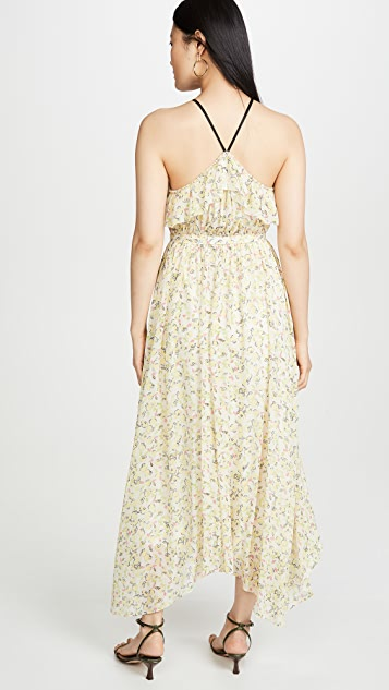 Jason Wu Floral Maxi Dress