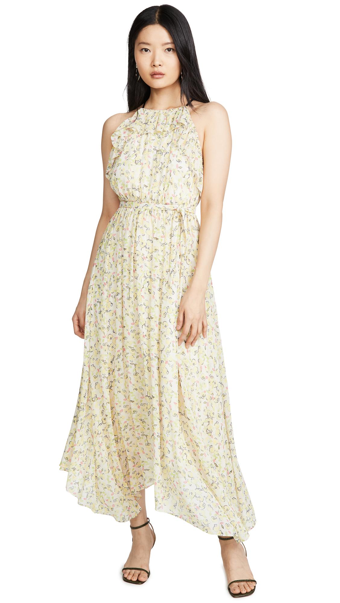 Jason Wu Floral Maxi Dress