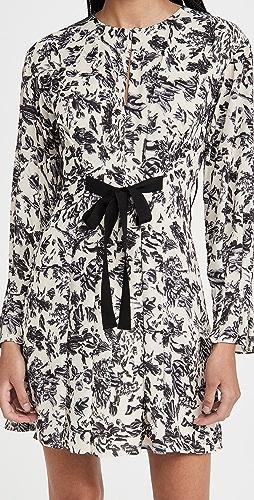 Jason Wu - Tuck Sleeve Dress