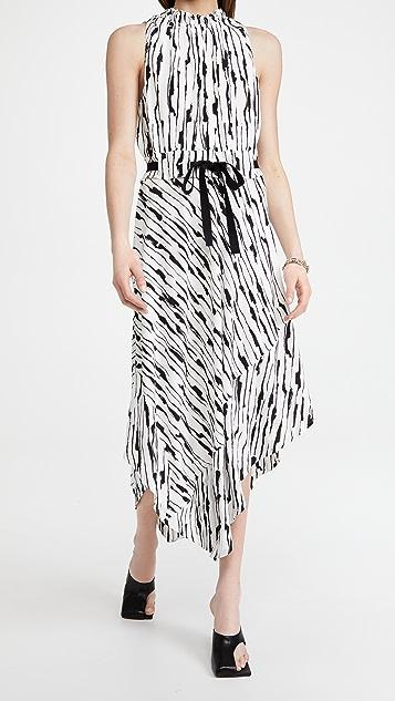 Jason Wu Crew Neck Sleeveless Dress