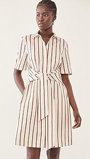 Jason Wu Asymmetrical Wrap Dress
