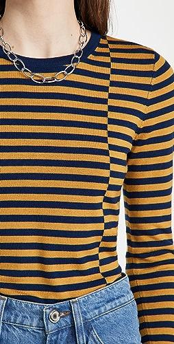 Jason Wu - Stripe Sweater