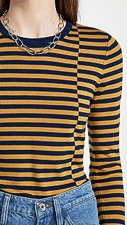 Jason Wu Stripe Sweater