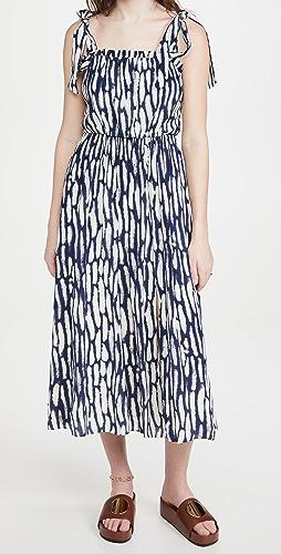 Jason Wu - Sleeveless Dress with Shoulder Ties