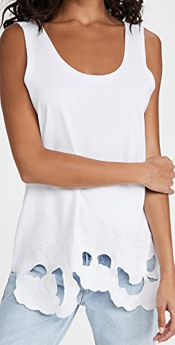 Jason Wu - Tank with Cutout Detail