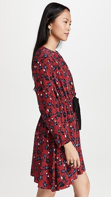 Jason Wu Short Dress with Self Tie
