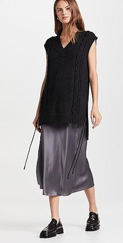 Jason Wu - Wool V Neck Knit Vest