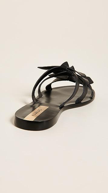KAANAS Recife 蝴蝶结凉鞋