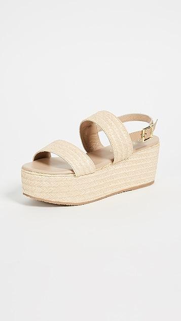 KAANAS Goa Raffia Sandals