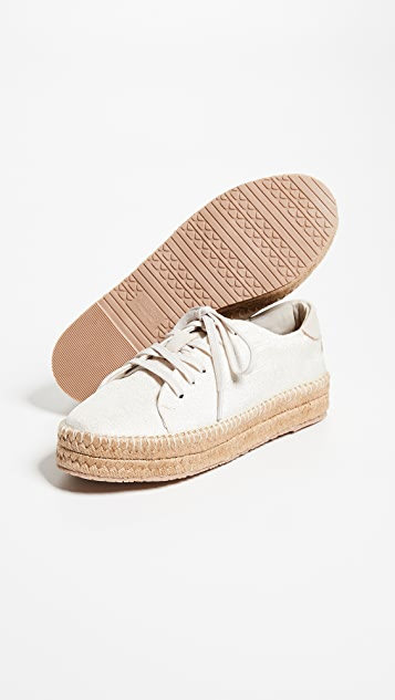 KAANAS Nogales Sneaker Espadrilles