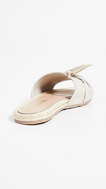 KAANAS Sausalito Bow Slides
