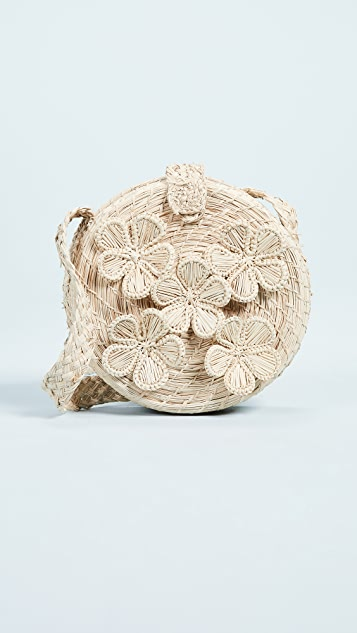 KAANAS Mariposa Cross Body Bag
