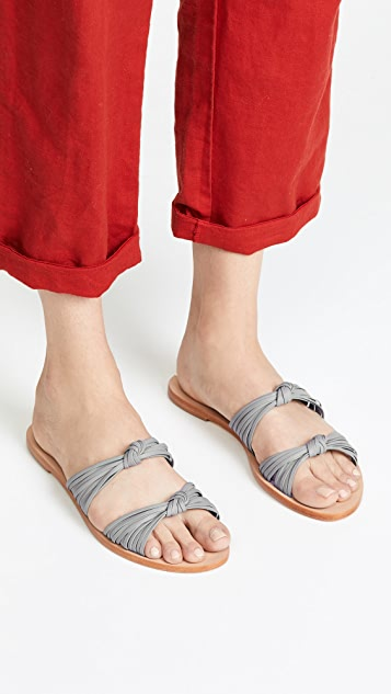 KAANAS Iguazu Multi Strap Sandals