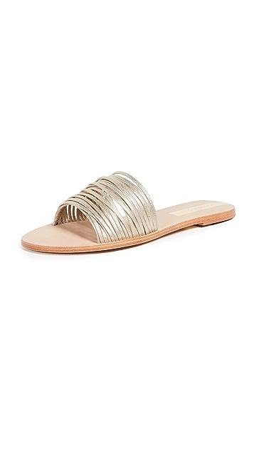 KAANAS Guanabara Multi Strap Sandals
