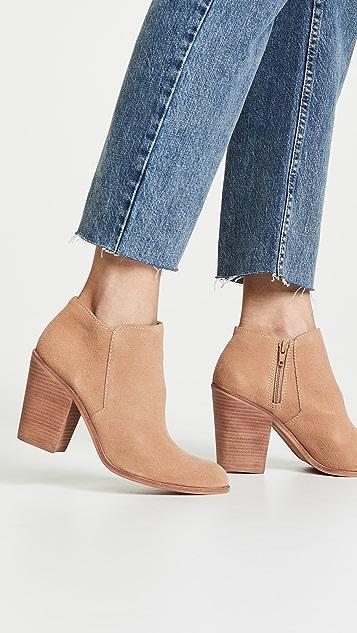 KAANAS Bologna 叠跟短靴