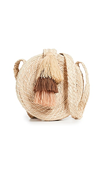 KAANAS Tulum Crossbody Bag