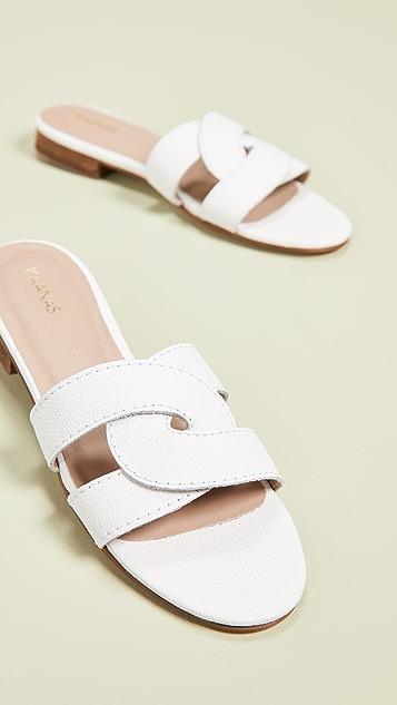 Santorini Infinity Sandals by Kaanas