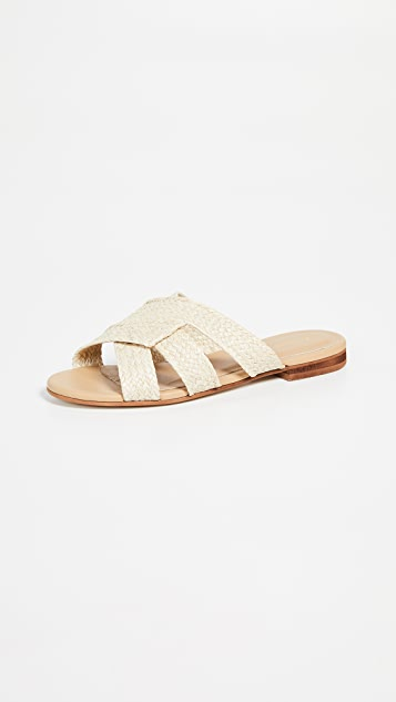 KAANAS Yilan Spiderweb Sandals
