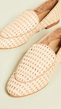 Amalfi Basket Weave Loafers