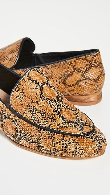 KAANAS Carmenere 蛇纹乐福鞋