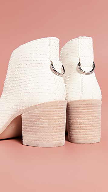 KAANAS Bellone Open Front Booties