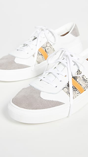 KAANAS Barbera Lace-Up Sneakers