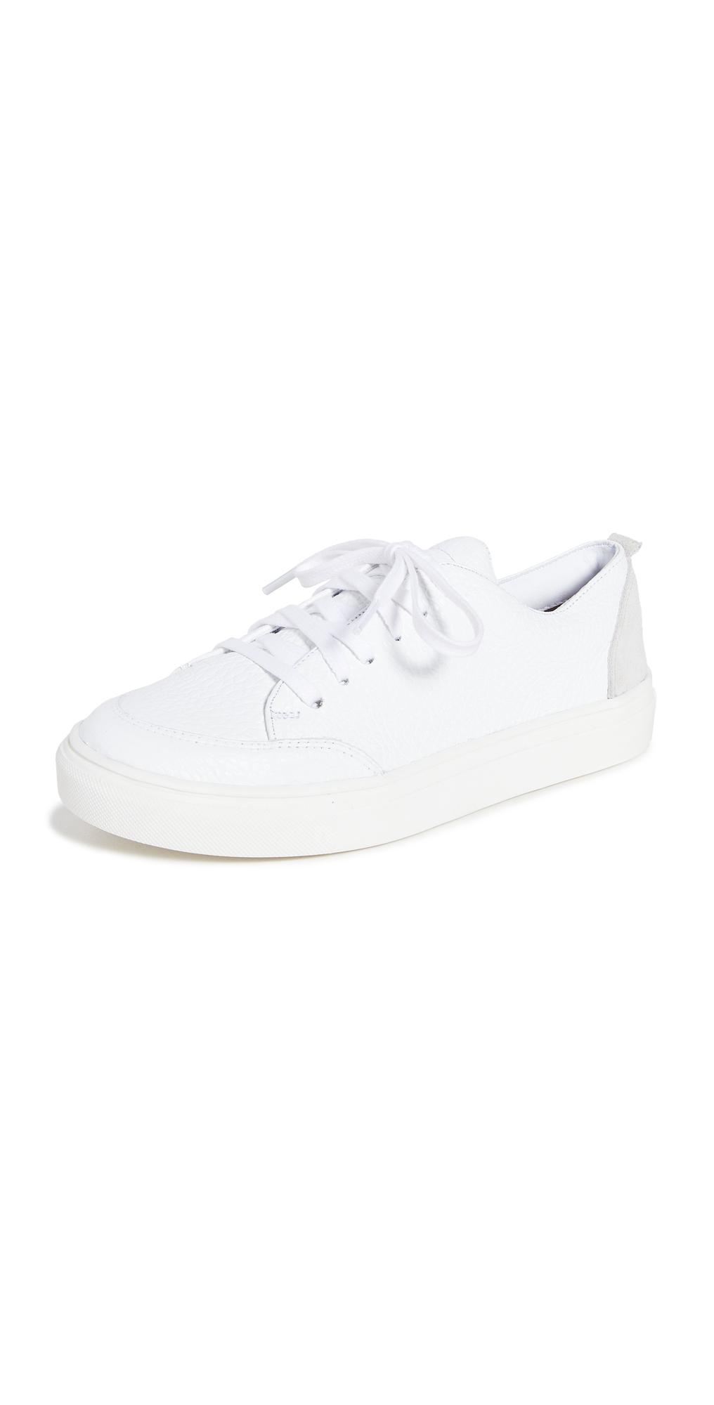 KAANAS Paris Lace Up Sneakers